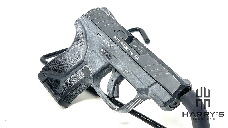 Ruger LCP2 right front