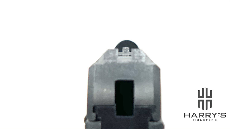 Ruger LCP2 sight picture