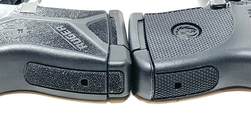 Ruger LCP vs LCP 2 Backstraps