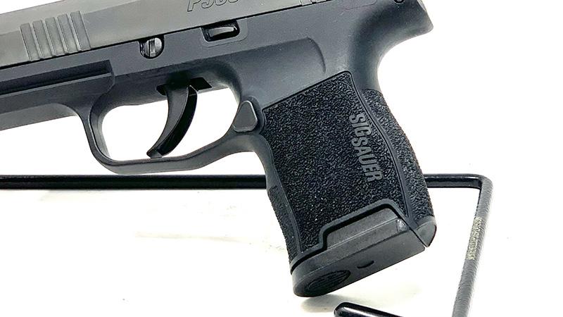 Sig P365 SAS Review Grip