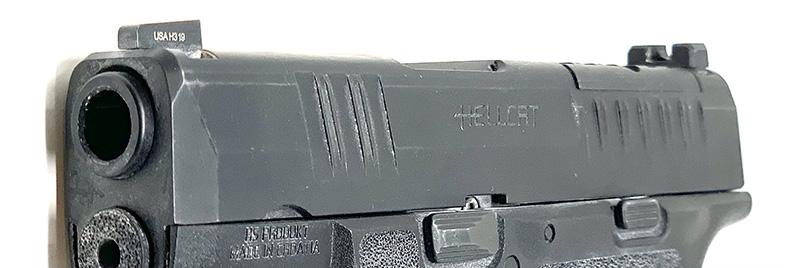 Springfield Hellcat vs Sig P365 SAS Hellcat slide